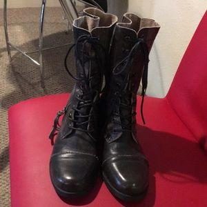 ALDO combat boots 7.5